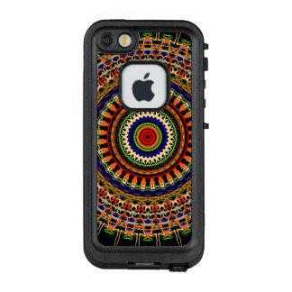 Funda FRÄ' De LifeProof Para iPhone SE/5/5s Rueda de color de la calabaza en octubre