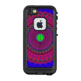 Funda FRÄ' De LifeProof Para iPhone SE/5/5s Rueda de color del amor y de la datación