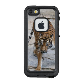 Funda FRÄ' De LifeProof Para iPhone SE/5/5s Tigre 1216 AJ
