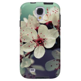 Funda Galaxy S4 Flor de cerezo rosada, Cherryblossom, Sakura