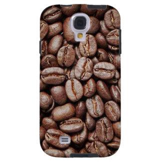 Funda Galaxy S4 Granos de café