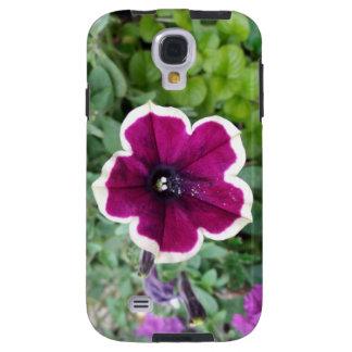 Funda Galaxy S4 Petunia púrpura