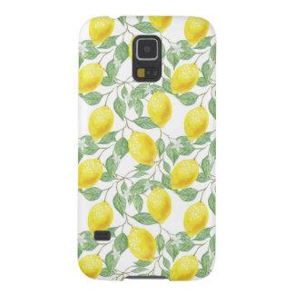 Funda Galaxy S5 Árbol de limón fructífero