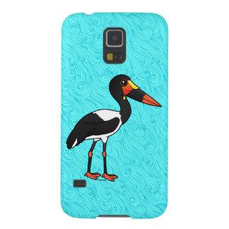 Funda Galaxy S5 Birdorable Silla de montar-cargó en cuenta la