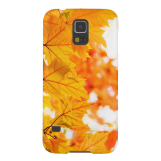 Funda Galaxy S5 Calor del otoño