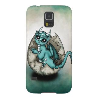 Funda Galaxy S5 Dragonbaby en huevo