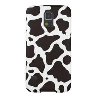 Funda Galaxy S5 Fondo del modelo de la vaca