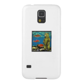 Funda Galaxy S5 Huntress encima de la corriente
