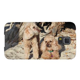 Funda Galaxy S5 Lixiviación - caniches - Romeo Remy