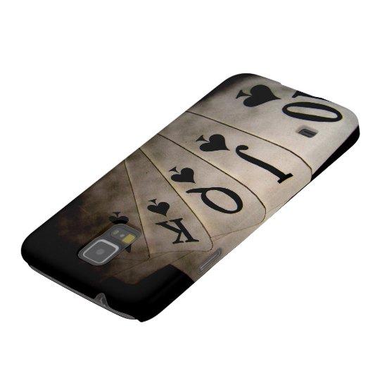Funda Galaxy S5 Poker Cards