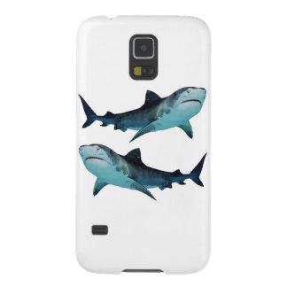 Funda Galaxy S5 Reunión del tiburón