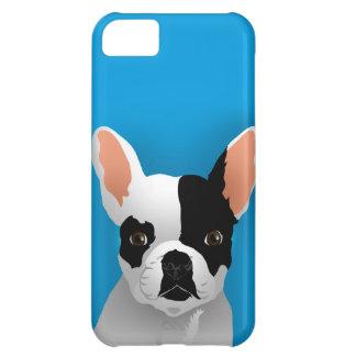 Funda iPhone 5C Arte del dogo - dogo francés