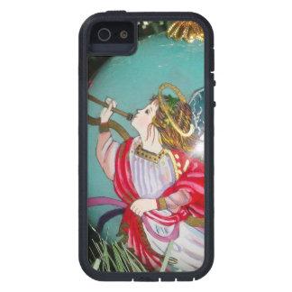 Funda iPhone SE/5/5s Ángel del navidad - arte del navidad -