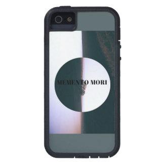 Funda iPhone SE/5/5s Caso básico de MementoMoric Iphone 5