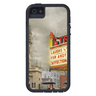 Funda iPhone SE/5/5s La ciudad - Amsterdam NY - vida comienza 1941