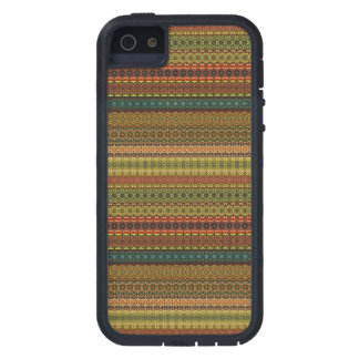 Funda iPhone SE/5/5s Modelo azteca tribal del vintage