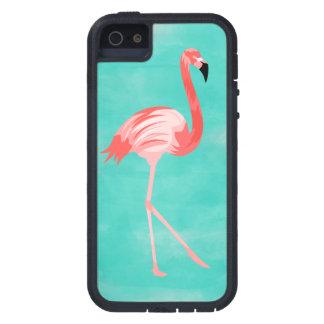 Funda iPhone SE/5/5s Pájaro del flamenco