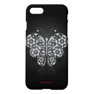 Funda-Mariposa Iphone7, simple, elegante Funda Para iPhone 8/7