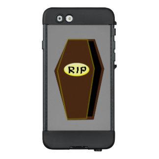 Funda NÜÜD De LifeProof Para iPhone 6 Ataúd de Halloween del RASGÓN de la caja del