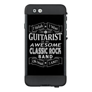 Funda NÜÜD De LifeProof Para iPhone 6 Banda de rock clásica impresionante del