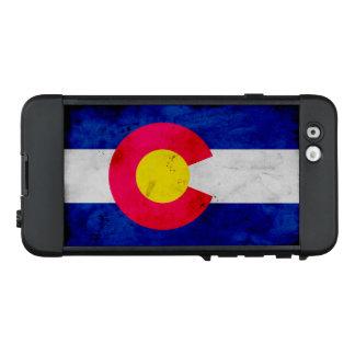 Funda NÜÜD De LifeProof Para iPhone 6 Bandera patriótica del estado de Colorado del