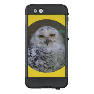 Funda NÜÜD De LifeProof Para iPhone 6 Búho Nevado, Schnee-Eule 02_o
