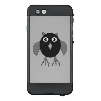 Funda NÜÜD De LifeProof Para iPhone 6 Caja espeluznante del teléfono del búho de
