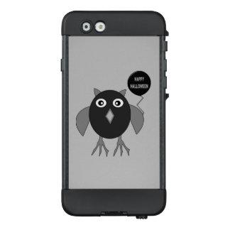 Funda NÜÜD De LifeProof Para iPhone 6 Caja espeluznante del teléfono del búho del fiesta