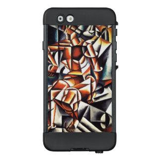 Funda NÜÜD De LifeProof Para iPhone 6 Cajas del teléfono del arte de Popova
