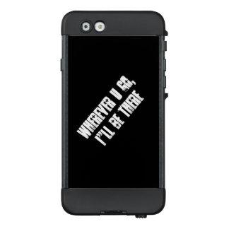 Funda NÜÜD De LifeProof Para iPhone 6 Caso de la prueba de la vida para los usuarios de