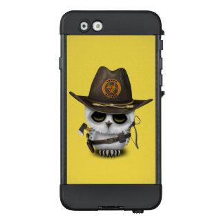 Funda NÜÜD De LifeProof Para iPhone 6 Cazador del zombi del búho del bebé