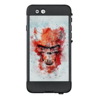 Funda NÜÜD De LifeProof Para iPhone 6 Cráneo de la bestia