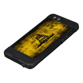 Funda NÜÜD De LifeProof Para iPhone 6 El vintage no pisa en mí la bandera