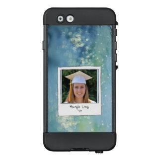 Funda NÜÜD De LifeProof Para iPhone 6 Foto de encargo burbujeante de la graduación de