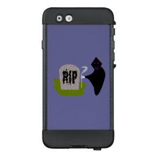 Funda NÜÜD De LifeProof Para iPhone 6 Muerte en la caja del teléfono de Halloween del