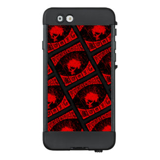 Funda NÜÜD De LifeProof Para iPhone 6 música de punk rock