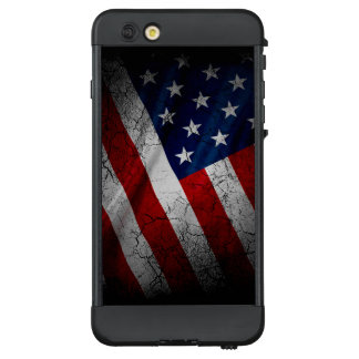 Funda NÜÜD De LifeProof Para iPhone 6 Plus Bandera de los E.E.U.U.