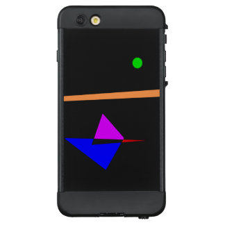 Funda NÜÜD De LifeProof Para iPhone 6 Plus Flauta