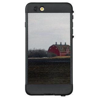 Funda NÜÜD De LifeProof Para iPhone 6 Plus Granero del rojo de la primavera