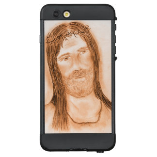 Funda NÜÜD De LifeProof Para iPhone 6 Plus Jesús en la luz