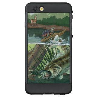 Funda NÜÜD De LifeProof Para iPhone 6 Plus Pesca de perca americana