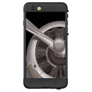 Funda NÜÜD De LifeProof Para iPhone 6 Plus Primer del propulsor de aeroplano