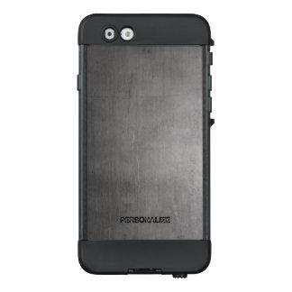 Funda NÜÜD De LifeProof Para iPhone 6 Textura cepillada del metal
