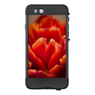 Funda NÜÜD De LifeProof Para iPhone 6 Tulipán rojo