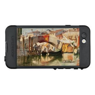 Funda NÜÜD De LifeProof Para iPhone 6s Cajas conocidas de encargo del teléfono de Venecia