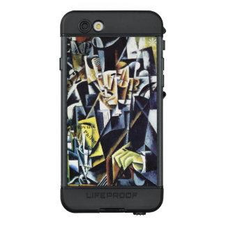 Funda NÜÜD De LifeProof Para iPhone 6s Cajas del teléfono del arte de Popova