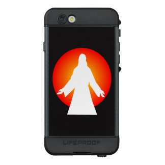 Funda NÜÜD De LifeProof Para iPhone 6s Cristo Jesús religioso