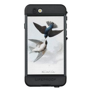 Funda NÜÜD De LifeProof Para iPhone 6s El trago Blanco-Hinchado de Audubon