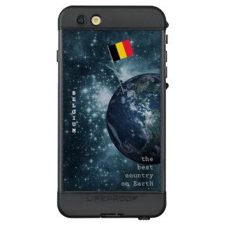 Funda NÜÜD De LifeProof Para iPhone 6s Plus Bélgica fuera de este mundo