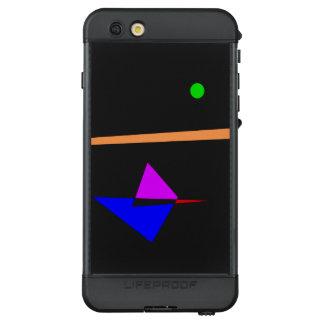 Funda NÜÜD De LifeProof Para iPhone 6s Plus Flauta